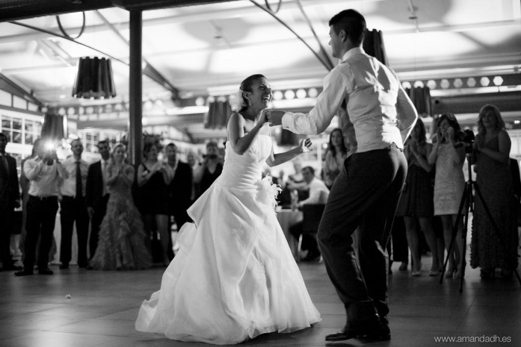 baile en casamiento
