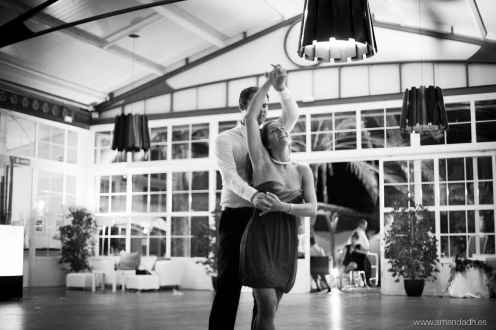 baile invitados boda