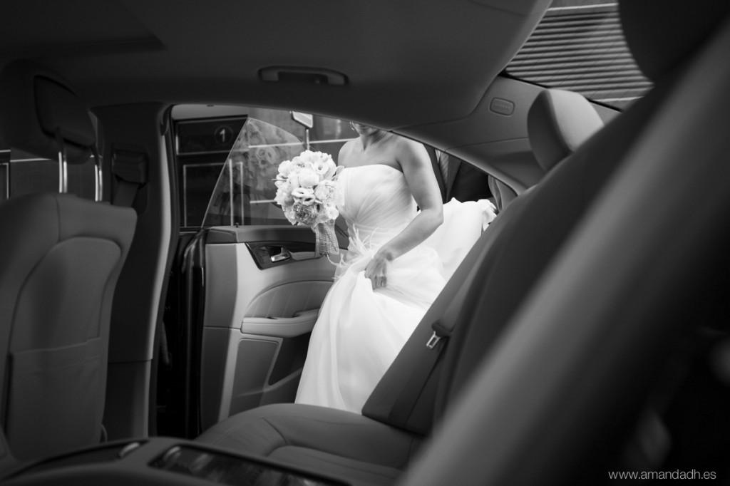 mercedes boda