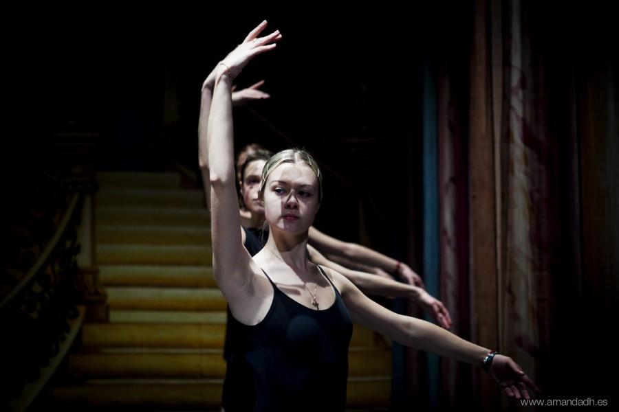Reportaje ballet de moscu