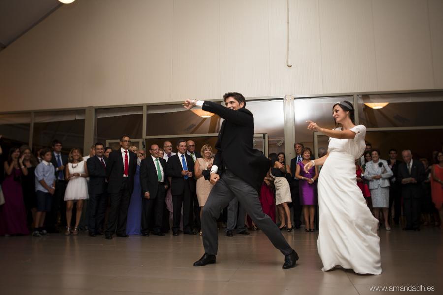 baile divertido boda