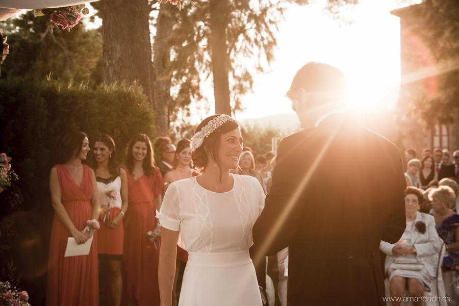 boda en la hora magica