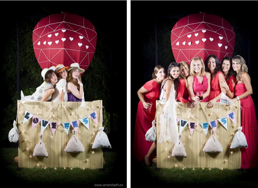 photocall novias
