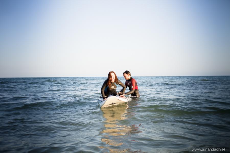 preboda en el mar mediterraneo