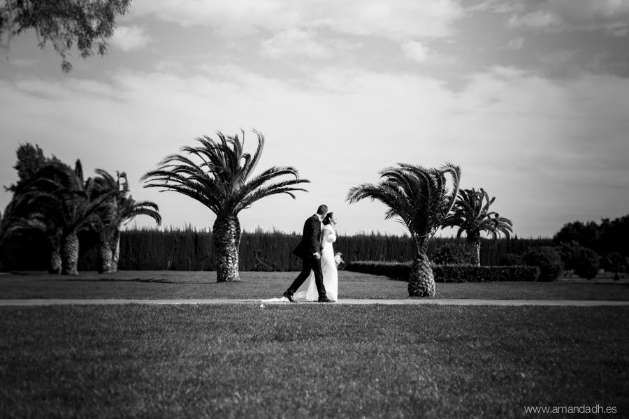 novios se casan