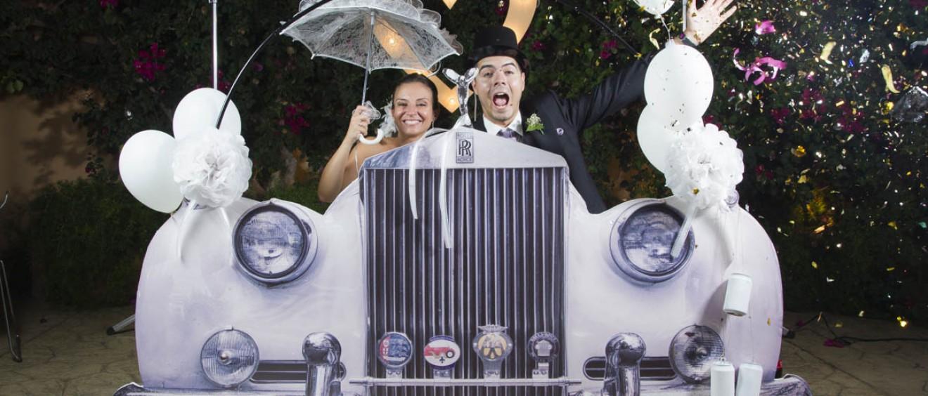 Photocall bodas de rolls royce amanda dreamhunter - Fotocol de bodas ...