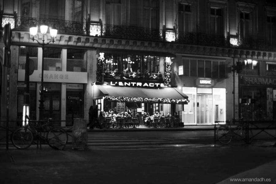 restaurant in opera