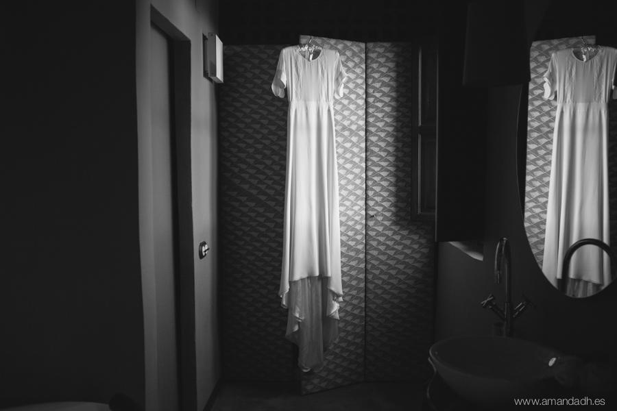 vestido de Teresa Helbig