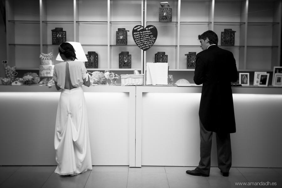 historia de una boda