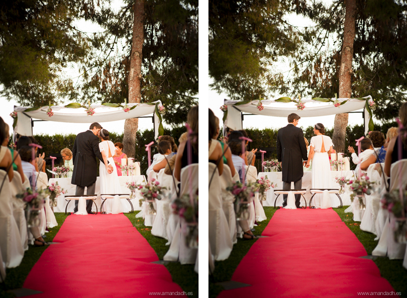 boda civil mas de lucia
