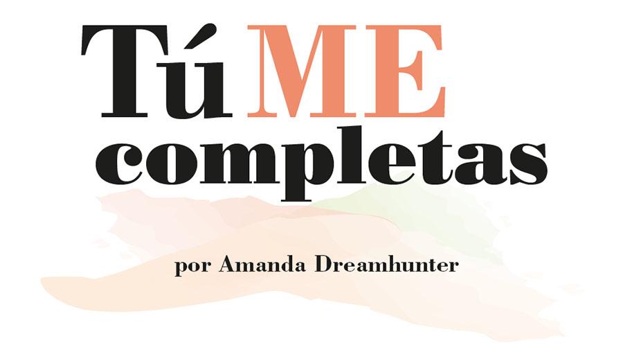 Amanda Tu Me Completas Logo