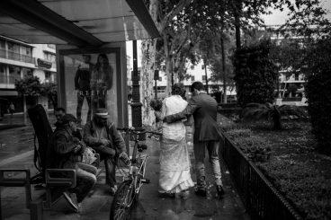 ¿Qué es el estilo documental en bodas?