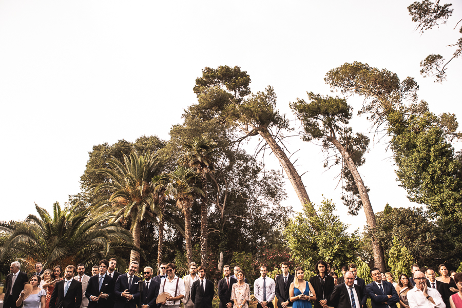 invitados ceremonia
