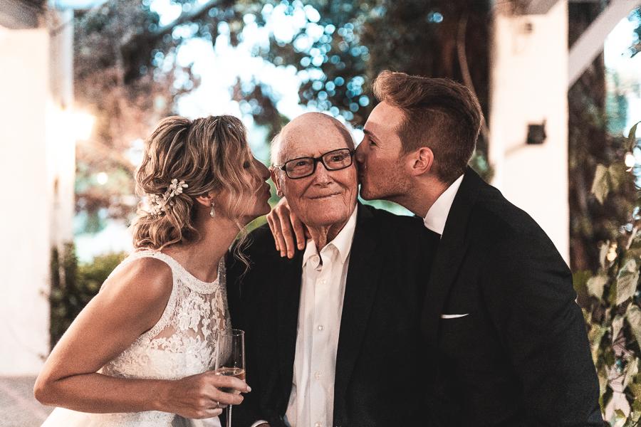 abuelo boda