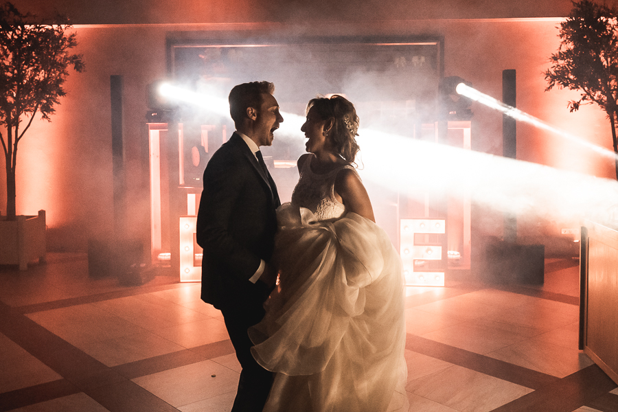 boda en campo anibal