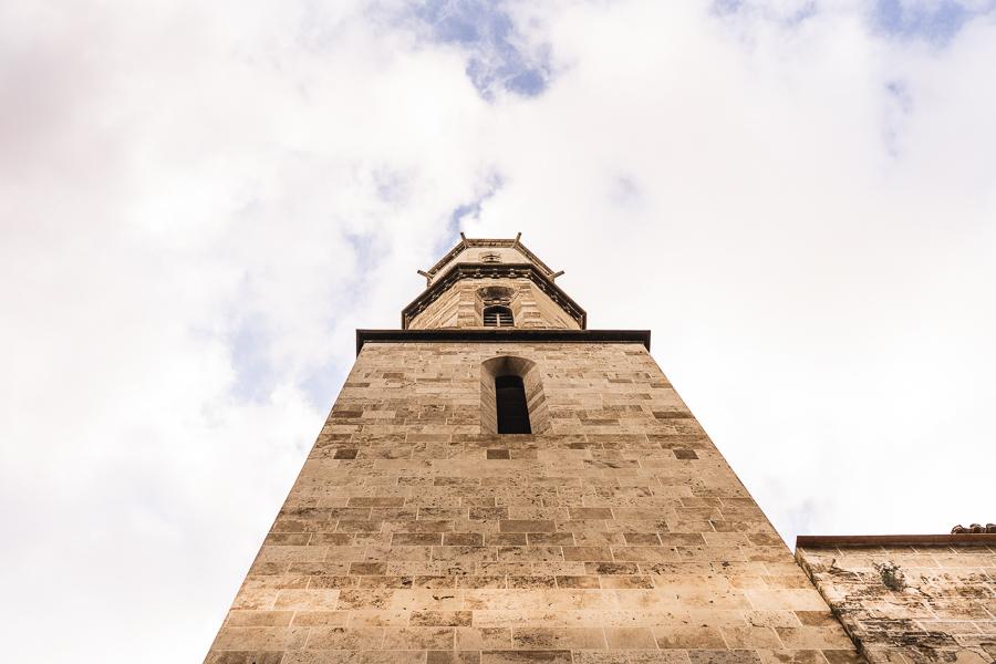 campanario iglesia valencia