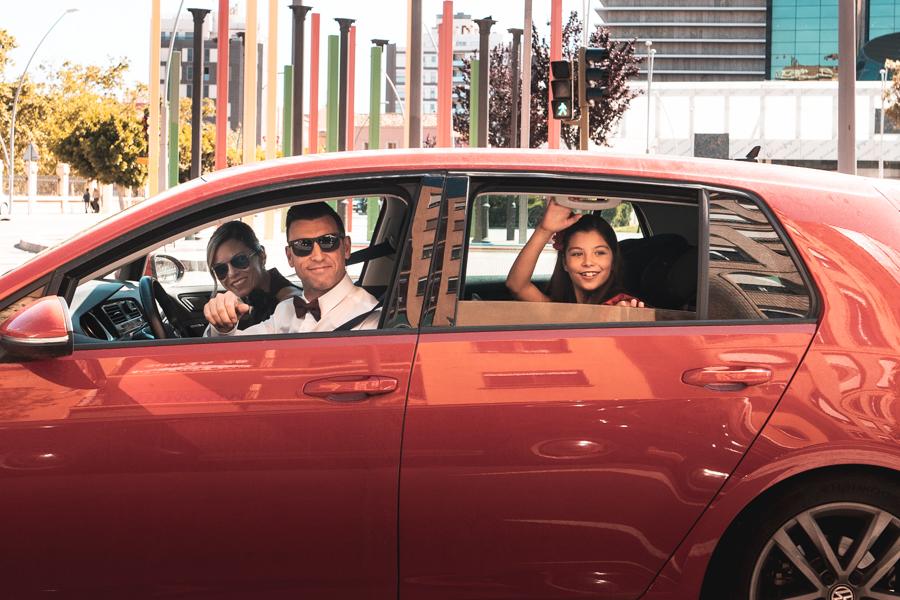 invitados coche