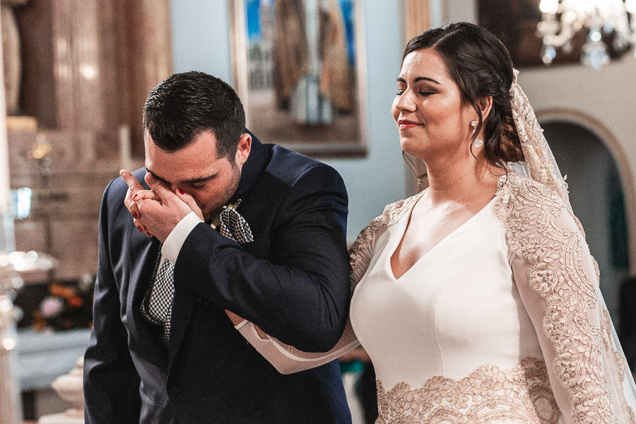boda de iglesia