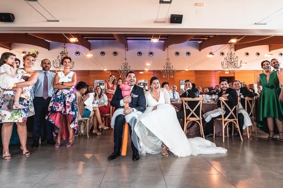proyector boda
