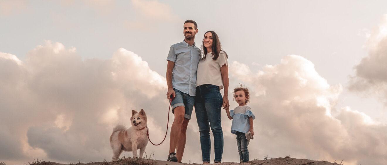 reportaje familia en castellon