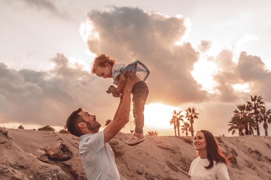 fotos con hijos
