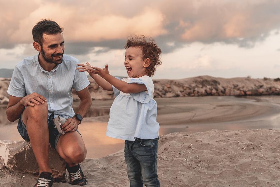 felicidad en los niños